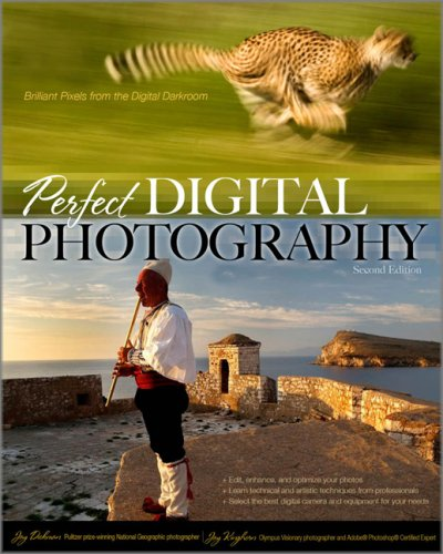 Perfect Digital Photography  2nd 2009 edition cover