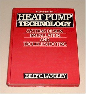 Heat Pump Technology  2nd 1989 9780133857665 Front Cover