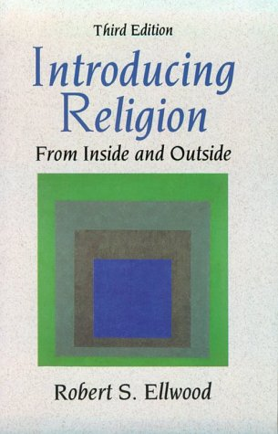 Introducing Religion From Inside and Outside 3rd 1993 (Revised) edition cover