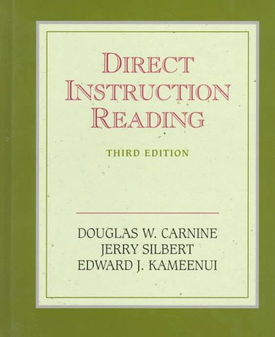 Direct Instruction Reading  3rd 1997 edition cover