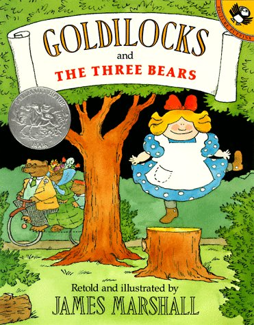 Goldilocks and the Three Bears  N/A edition cover