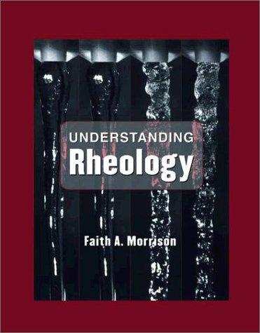 Understanding Rheology   2001 edition cover