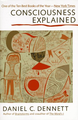 Consciousness Explained  N/A edition cover
