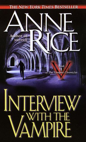 Interview with the Vampire   1976 edition cover