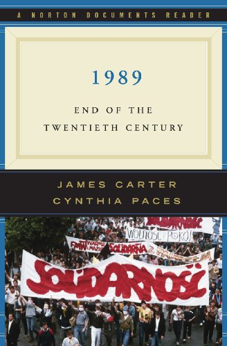 1989 End of the Twentieth Century  2009 edition cover