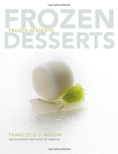 Frozen Desserts   2008 edition cover