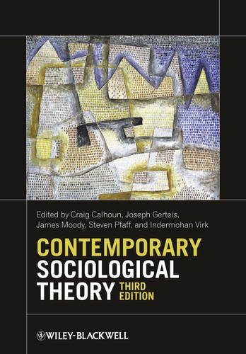 Contemporary Sociological Theory  3rd 2012 edition cover