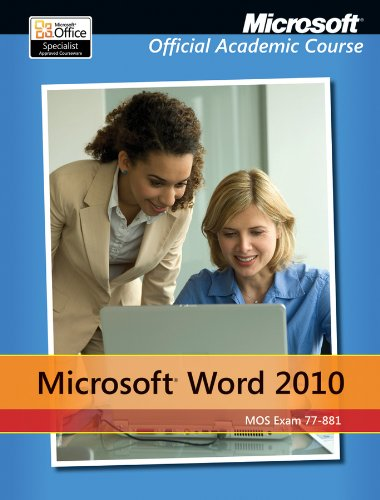 Word 2010   2012 9780470907665 Front Cover