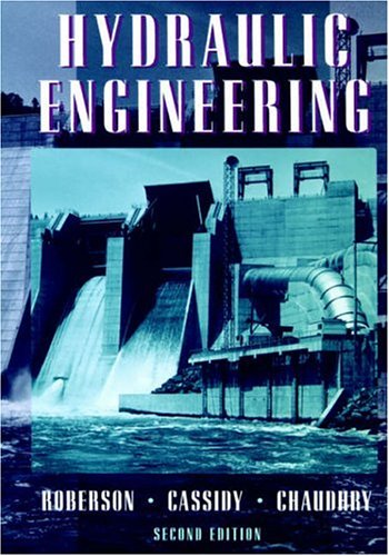 Hydraulic Engineering  2nd 1998 (Revised) edition cover