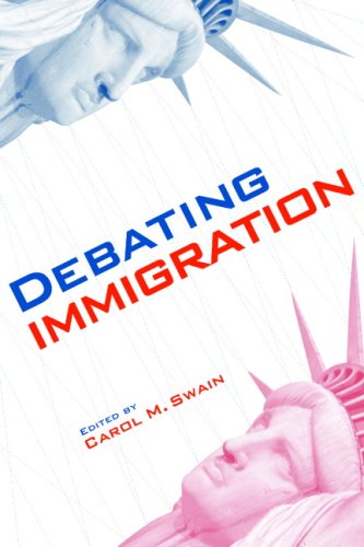 Debating Immigration   2007 edition cover