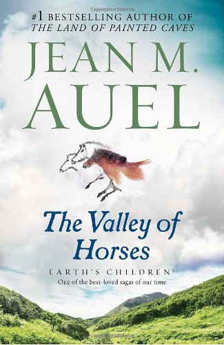 Valley of Horses Earth's Children, Book Two Deluxe 9780553381665 Front Cover