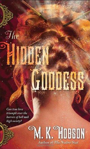 Hidden Goddess  N/A 9780553592665 Front Cover
