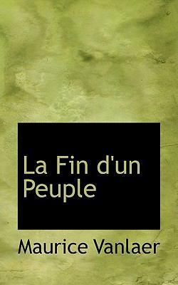 Fin D'un Peuple  2008 edition cover
