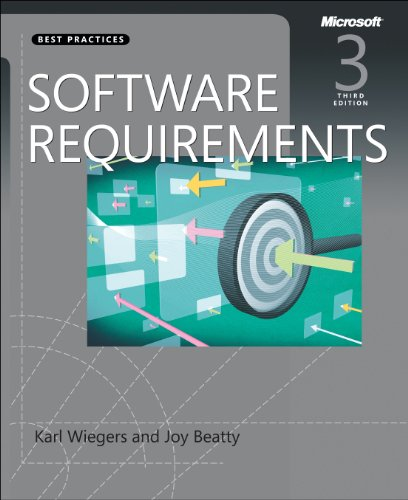 Software Requirements  3rd 2014 edition cover