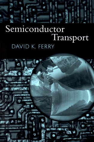 Semiconductor Transport   2000 9780748408665 Front Cover