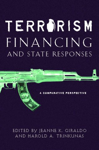 Terrorism Financing and State Responses A Comparative Perspective 23rd 2007 edition cover