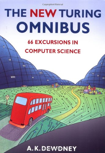 New Turing Omnibus 66 Excursions in Computer Science  2000 edition cover