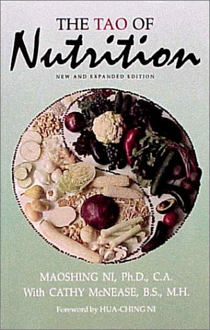 Tao of Nutrition New and Expanded Edition  1987 (Expanded) edition cover