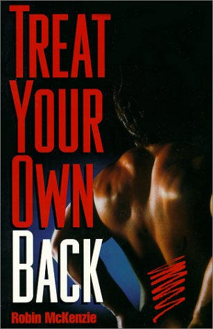 Treat Your Own Back, USA, in Print 7th 1997 (Reprint) edition cover