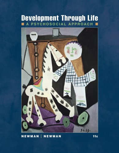 Development Through Life A Psychosocial Approach 11th 2012 edition cover