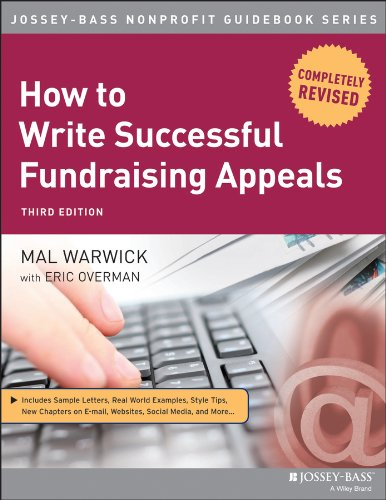 How to Write Successful Fundraising Appeals  3rd 2013 edition cover