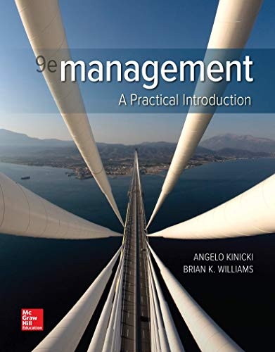 Management:   2019 9781260815665 Front Cover