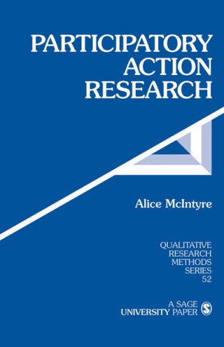 Participatory Action Research   2008 edition cover