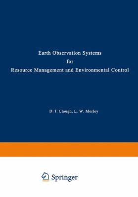 Earth Observation Systems for Resource Management and Environmental Control   1977 edition cover