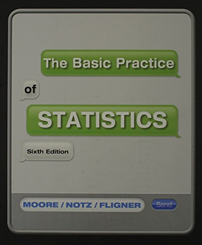 Basic Practices of Statistics, CDR and StatsPortal Access Card  6th 2012 edition cover