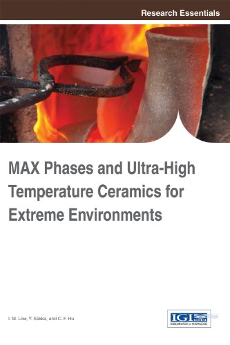 Max Phases and Ultra-High Temperature Ceramics for Extreme Environments:   2013 edition cover
