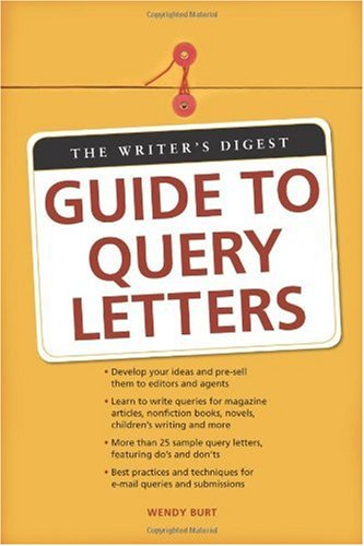 Writer's Digest Guide to Query Letters   2009 edition cover