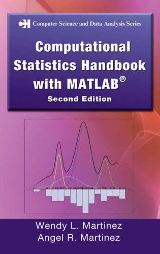 Computational Statistics Handbook with MATLAB  2nd 2007 (Revised) 9781584885665 Front Cover
