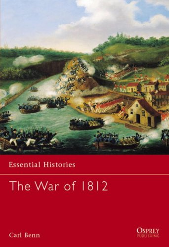 War of 1812   2002 edition cover