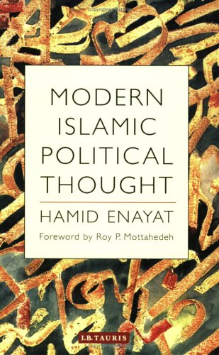 Modern Islamic Political Thought  2nd 2004 edition cover
