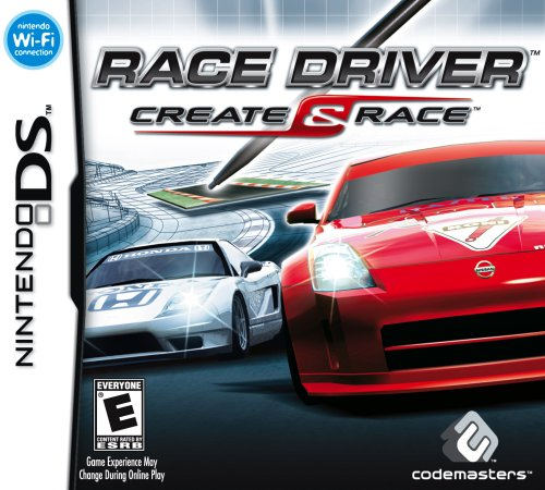 Race Driver: Create & Race Nintendo DS artwork