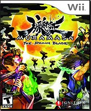 Muramasa: The Demon Blade Nintendo Wii artwork