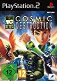 Ben 10 Ultimate Alien: Cosmic Destruction PlayStation2 artwork