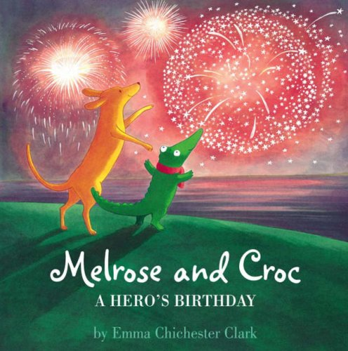 A Hero's Birthday (Melrose & Croc) N/A edition cover