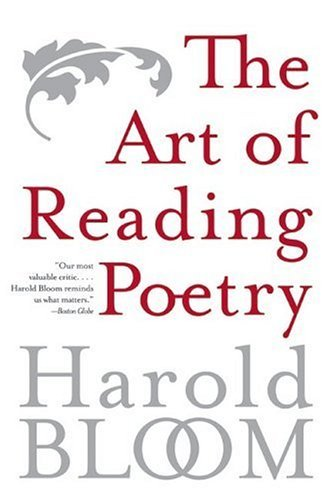 Art of Reading Poetry   2004 9780060769666 Front Cover