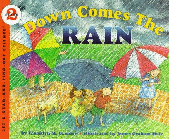 Down Comes the Rain   1998 edition cover