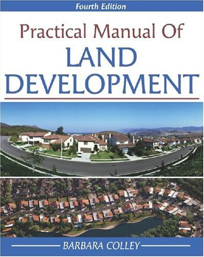 Practical Manual of Land Development  4th 2005 (Revised) edition cover