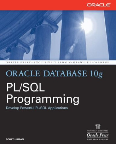 Oracle Database 10g PL/SQL Programming   2004 9780072230666 Front Cover