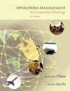 Operations Management for Competitive Advantage with Student DVD  11th 2006 edition cover