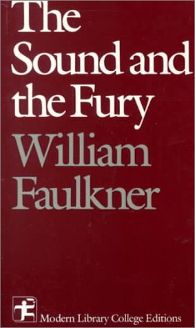Sound and the Fury   1967 edition cover