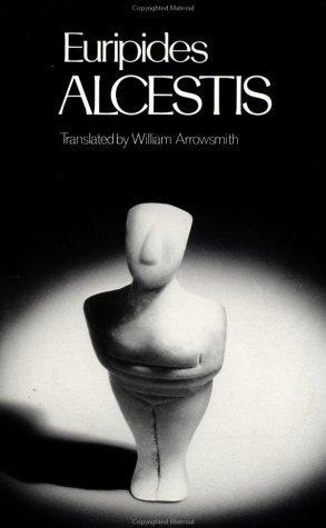 Alcestis   1989 edition cover
