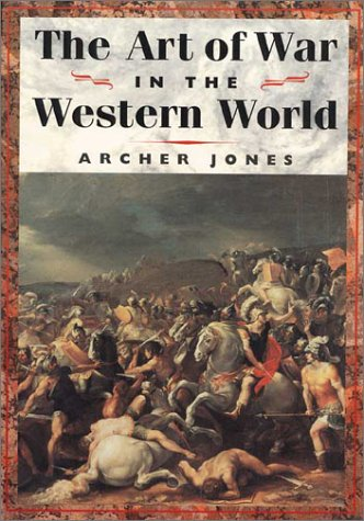 Art of War in the Western World   2001 edition cover