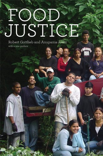 Food Justice   2013 edition cover