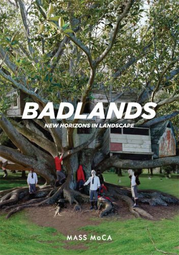 Badlands New Horizons in Landscape  2008 9780262633666 Front Cover