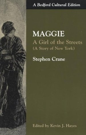 Maggie A Girl of the Streets (A Story of New York)  1999 edition cover