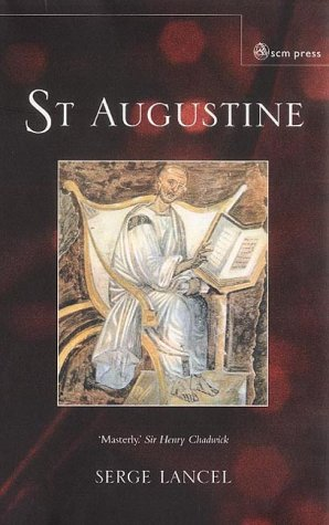 Saint Augustine   2002 9780334028666 Front Cover